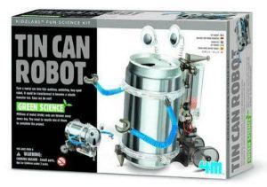 4M Fun Mechanics Kit - Blikjesrobot