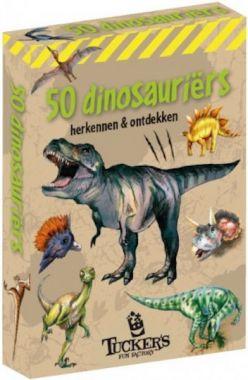 50 dinosauriërs