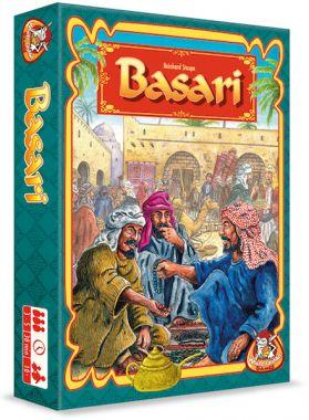 Basari - kaartspel onderhandelen