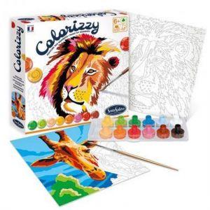 Colorizzy schilderen op nummer - Savanne
