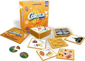 Cortex Spel - Challenge Geo