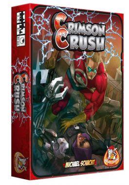 Crimson Crush - kaartspel superheld