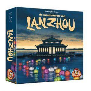 De lampionnen van Lanzhou + 4 tegels extra