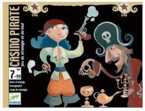 Djeco Kaartspel - Casino Pirate
