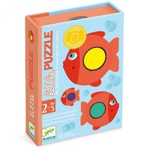 Djeco kaartspel - little puzzle