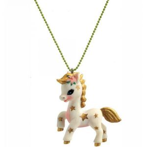 Djeco Lovely Charms - ketting Poney