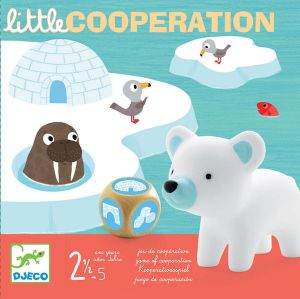 Djeco spel - Little Cooperation