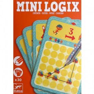 Djeco mini logix - Wegen maken