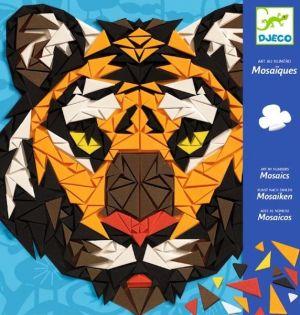 Djeco mozaïek - wilde dieren (Khan)