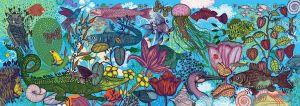 Djeco puzzel - Land en Zee (1000 stukjes)