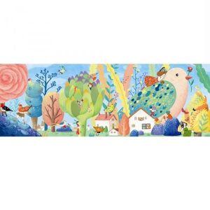 Djeco puzzel - Miss Birdy (350 stukjes)