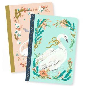 Djeco set 2 notitieboekjes - Lucille