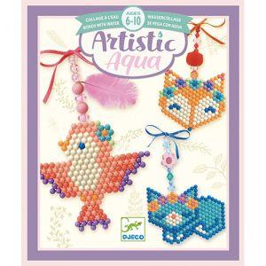 Djeco Artistic Aqua Beads - Dieren Hangers
