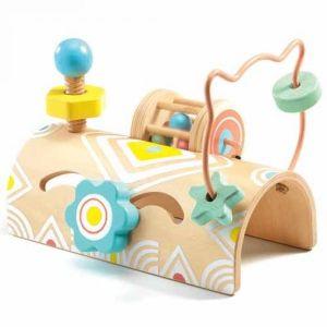 Deco Baby houten activiteitenspel