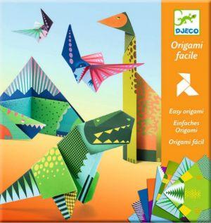 Djeco origami - Dinosaurussen