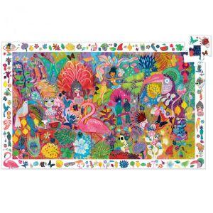 Djeco puzzel - Rio Carnaval (200 stukjes)