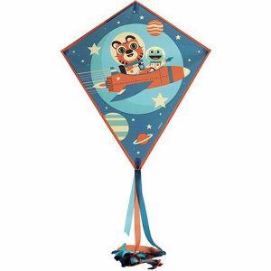 Djeco vlieger raket