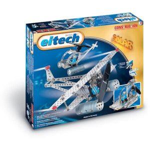 Eitech bouwset - Vliegtuig / Helikopter Solar (zonnepaneel) (C74)
