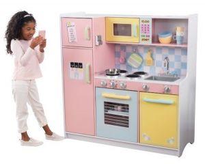 Kidkraft Keuken - Large Pastel