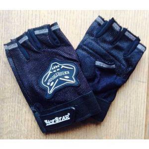Sporthandschoenen stuntstep - zwart (one size)