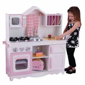 Kidkraft Keuken - Modern Country Kitchen