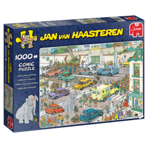 Jan van Haasteren puzzel - Jumbo gaat winkelen (1000)