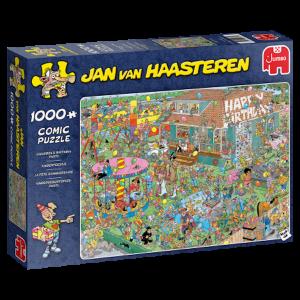 Jan van Haasteren puzzel - Kinderfeestje (1000)