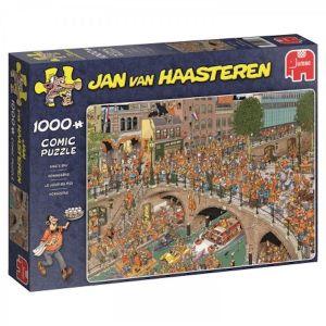 Jan van Haasteren puzzel - Koningsdag (1000)
