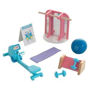 Kidkraft poppenhuis - thuis gym