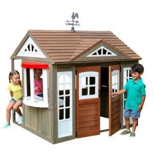 Kidkraft houten speelhuis - Country Vista
