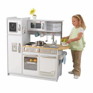 Kidkraft speelkeuken - Uptown White Kitchen