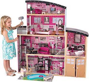 Kidkraft Poppenhuis - Sparkle Dollhouse