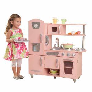 Kidkraft Keuken - Pink Vintage