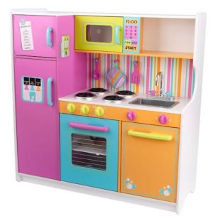 Kidkraft speelkeuken - Deluxe Big & Bright Kitchen