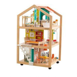 Kidkraft Poppenhuis - So Stylish Mansion