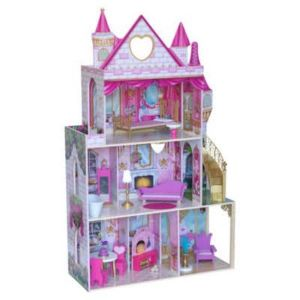 Kidkraft Poppenhuis - Rose Garden Castle