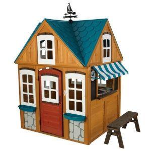 Kidkraft houten speelhuis - Seaside Cottage