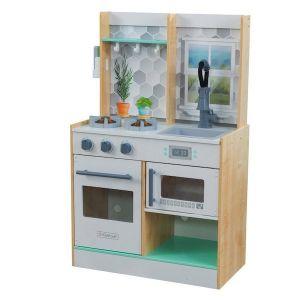 Kidkraft speelkeuken - Let's cook mint