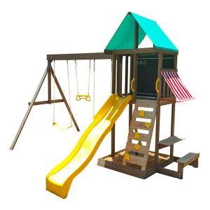 Kidkraft houten speeltoestel - Newport
