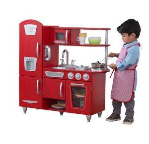 Kidkraft Keuken - Red Vintage