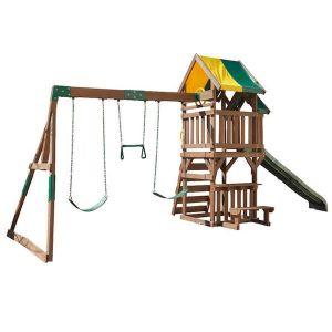 Kidkraft houten speeltoestel - Arbor Crest Deluxe