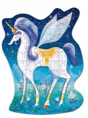 Ludattica Fantasy Puzzel - Eenhoorn (100)