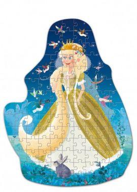 Ludattica Fantasy Puzzel - Prinses Rapunzel (100)
