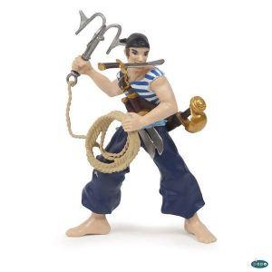 Papo figuur - Piraat met enterhaak