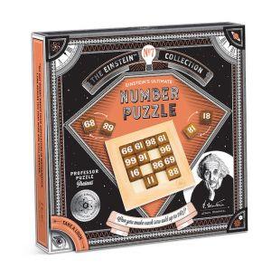 Einstein - Nummer puzzel