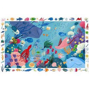 Djeco Puzzel - Aquatisch (54 stukjes)
