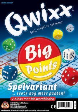 Qwixx Big Points - scoreblocks
