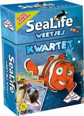 Weetjes kwartet - Sealife
