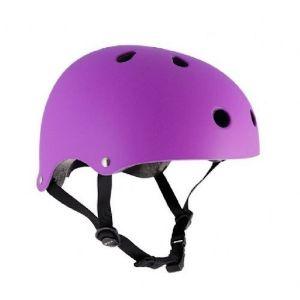 SFR Essentials - skatehelm / fietshelm paars 53-56cm