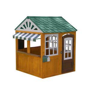 Kidkraft houten speelhuis - Garden View